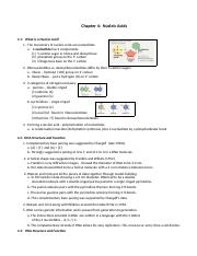 Ch 4, Nucleic Acids, 5th ed2 Biology.docx