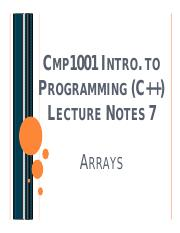CMP1001_lecture_notes_7_arrays.pdf