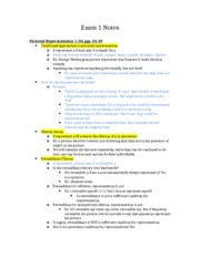 Phil-Exam 1 Study Guide