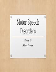 Lecture 13_Motor Speech Disorders student version(1)