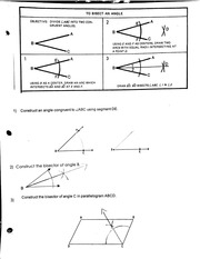 bisecting segments notes