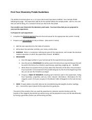 First Year Chemistry Prelab Guidelines(1).pdf