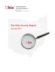 Poverty in Ohio report