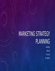 Ch.2 - Marketing Strategy Planning - Lecture.pptx