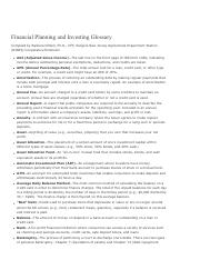 Financial Planning and Investing Glossary_ Personal Finance.pdf