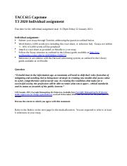 TACC615 Individual assignment T3 2020 (10).docx