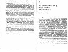 Foulk_The+Form+and+Function+of+Koan+Literature