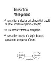 11Transaction and Concurrency.ppt