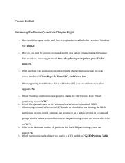 Reviewing the Basics Questions Chapter 8.docx