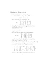hw solutions 4