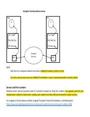 Networking review and example of INET stream sockets.pdf