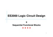 09 Sequencial Functional Blocks