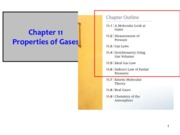 Chapter 11_Properties of Gases
