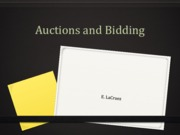 ECN_______Auctions_and_Bidding
