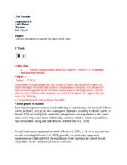 Neil Gonzales, ACCT 470-V2WW, Assignment 1-6 Final
