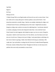 research paper 1 paragraph