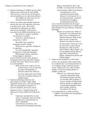 Study guide for Chapter 8