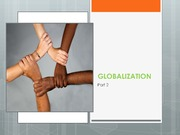 Globalization-Lecture2