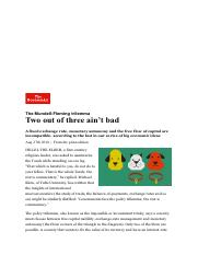 06 Economist - The Mundell-Fleming trilemma - Two out of three ain't bad, 27 Aug 2016.pdf