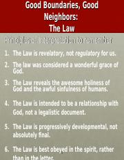 DL The Law.ppt