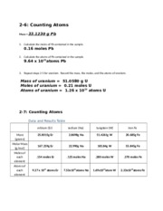 Chemistry study resources 2 pages virtual 2 7 urtaz Choice Image