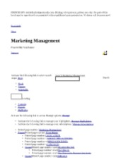 Bookshelf   Marketing Management   CHAPTER 4 CONDUCTING MARKETING RESEARCH... (page 92)