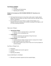 Accounting4500 chapter 3 notes