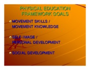 MSS330PhysicalEducationFrameworkLecture