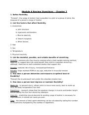 Module 6 Review Questions - Chapter 7.docx