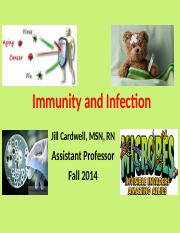 5.) true Immunity and Infection Lecture remake