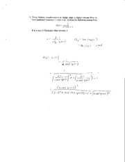 Fall 2002 Solutions 3 4