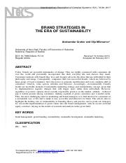 brand strategies in the era of sustainability.pdf