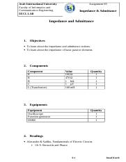 EECL_09 Impedance and Admittance.doc