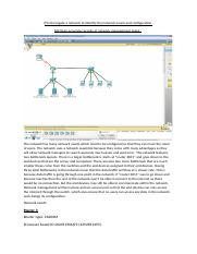 P5 interrogate a network to identify the network assets and configuration.docx