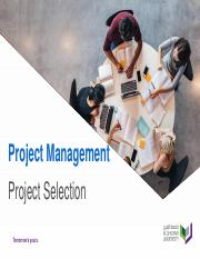 Chapter 2_Project Selection .pdf