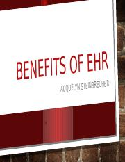 Benefits of ehr.pptx