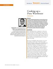 Cooking up a Data Warehouse.pdf