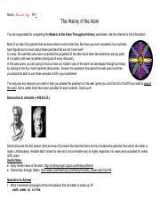 Webquest radioactive elements answer key