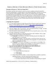 American_History_in_Video_Research_Project_Part_I_Instructions.docx