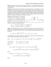 Thermodynamics HW Solutions 510