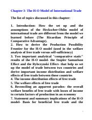 Chapter 3-The H-O model.doc