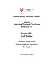 BAA506-Learning-Through-Practice-A-Workplace