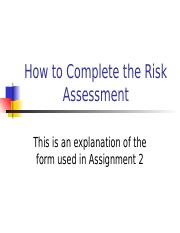 How_to_Complete_the_Risk_Assessment