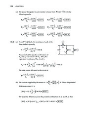 30_Chapter 18 HomeworkCH18 Direct-Current Circuits