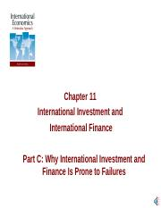 Chap 11C - Why Intl Investment Fails.ppt