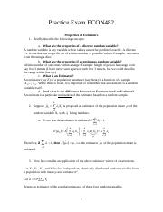 Midterm Winter 2014 Econ482 with Solutions