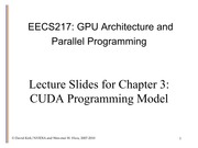 lecture2-CUDA-introduction
