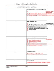 AL349 _      Chapter 3 Notes DONE         FILL-IN           4th Edition