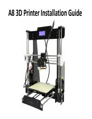 A8 3D Printer Installation Instructions-1.2.pdf