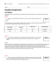 1-08 Graded Assignment- Modeling Earth Science Processes 1